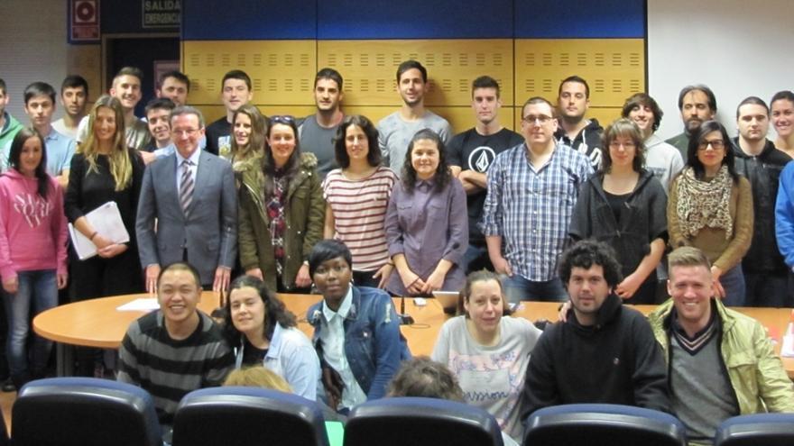 50 becarios Erasmus de FP viajarán a países de la UE para realizar prácticas en empresas
