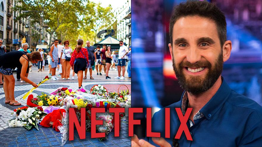 Netflix anuncia una docuserie sobre los atentados de Las Ramblas y un especial cómico de Dani Rovira