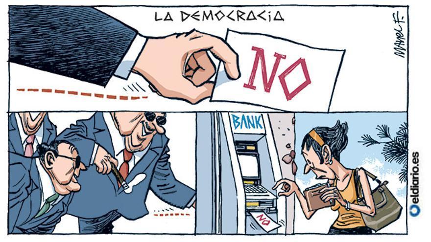 Democracia a la europea