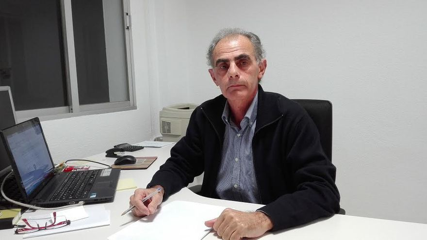 Jose Maria Paredes AFAL Izquierda Socialista Extremadura PSOE