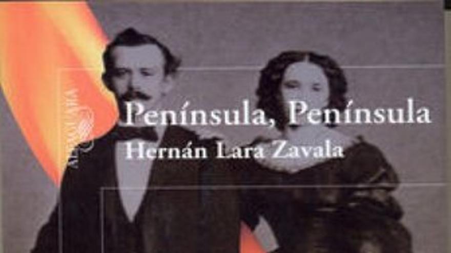 'Península, península' de Hernán Lara Zavala
