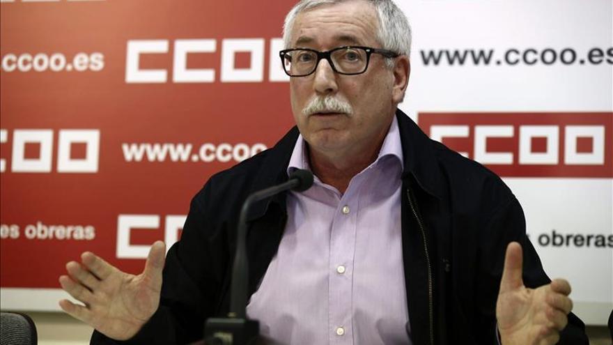 CCOO dice que no crece el empleo sino una forma espuria de reparto de trabajo