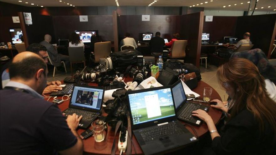 29 Periodistas iraquíes murieron en 2015, 20 asesinados por el EI en Mosul