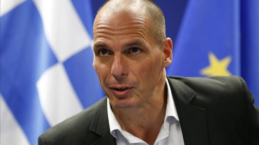 Varufakis ve un acuerdo con los socios en el plazo de una semana