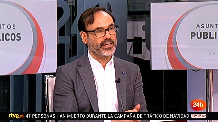 Fernando Garea en Asuntos Públicos