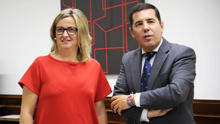 Blanca Martín Pedro Nevado-Batalla Consejo Consultivo Extremadura