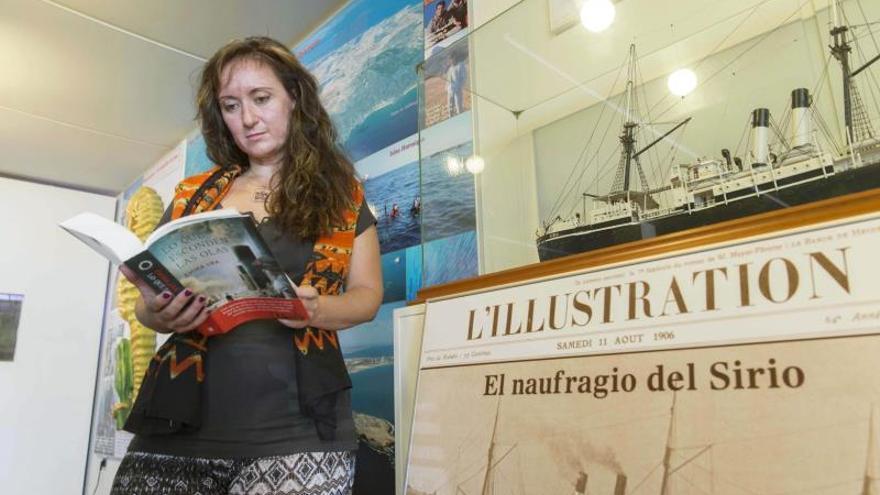 Emma Lira rescata de las profundidades de Cabo Palos el naufragio de El Sirio