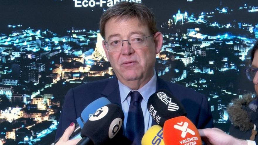 """Puig ve """"acertado"""" que Sánchez y Torra se reúnan y recuerda el anuncio de una ronda con todos los presidentes"""