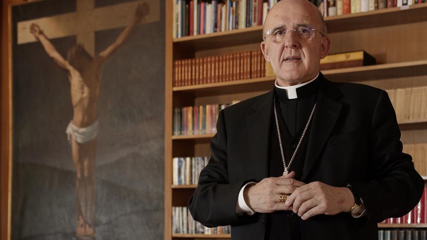 """El futuro cardenal Carlos Osoro: """"El diálogo es imprescindible para cualquiera que gobierna, también con la Iglesia"""""""