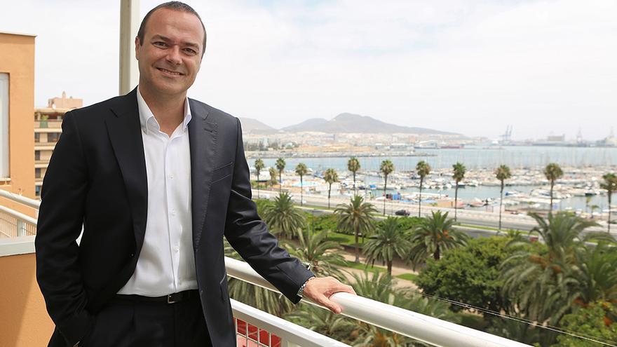 Augusto Hidalgo pide medios para poder fiscalizar el alquiler vacacional