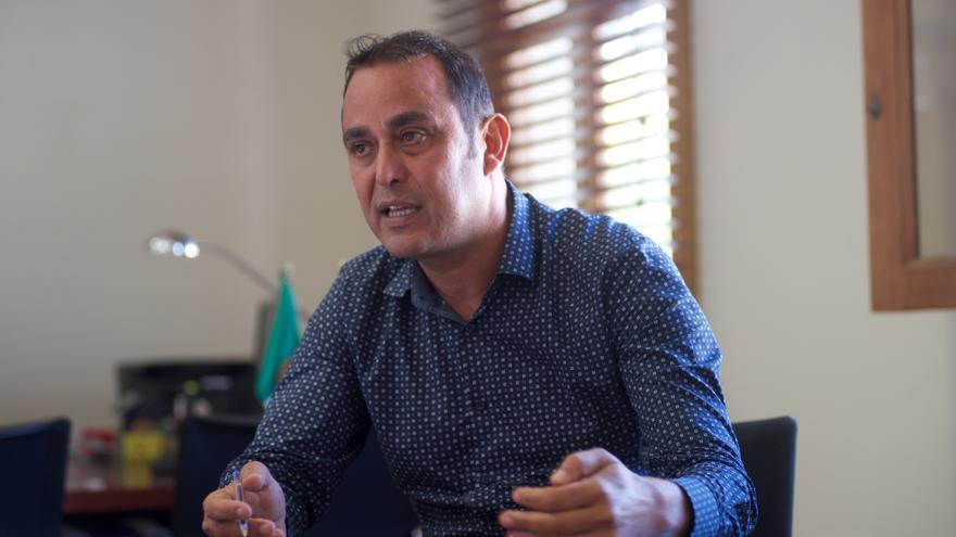 La Consejería de Ordenación del Territorio que pilota el nuevo Plan Insular está en manos del polémico Blas Acosta