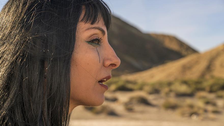 Najwa Nimri en 'El Oasis'