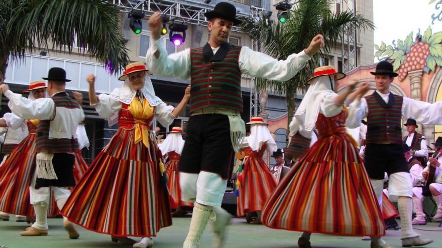 Festival de Música y Danza Tradicional de Canarias
