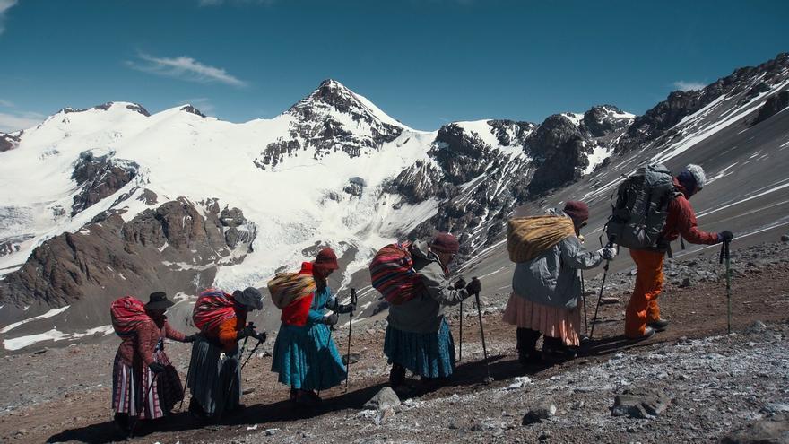 Los documentales navarros 'Cholitas' y 'Chhaupadi' se estrenan en el Mendi Film Festival de Bilbao