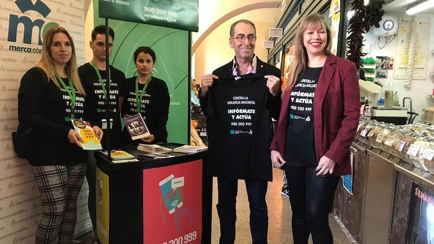 Presentación de la campaña del IAM y Mercacórdoba.