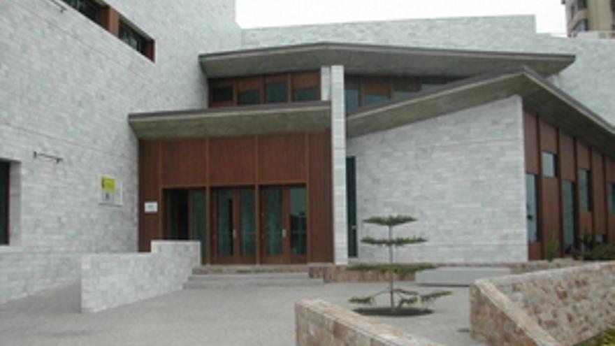 Biblioteca Pública del Estado.