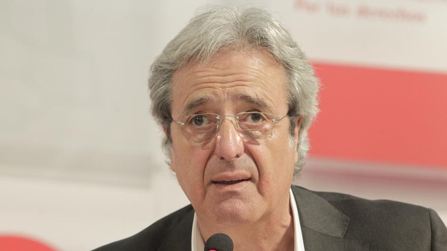 """José Ricardo Martínez (UGT) devolverá los 44.200 euros de la tarjeta de Caja Madrid pero defiende su uso """"legal"""""""