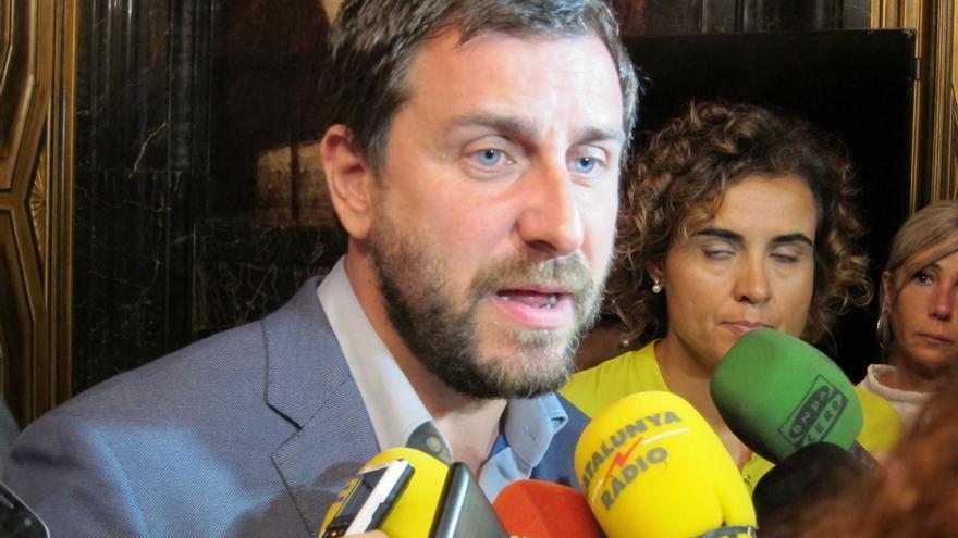 El exconseller Comín pide las mismas garantías para los ex-miembros del Govern encarcelados en España