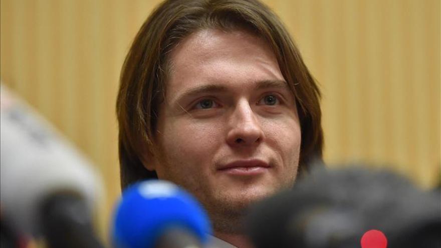 Sollecito, absuelto del asesinato de Kercher, vuelve a los tribunales
