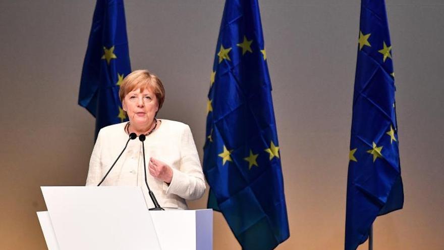 Conservadores y socialdemócratas alemanes apuran la campaña contra la ultraderecha