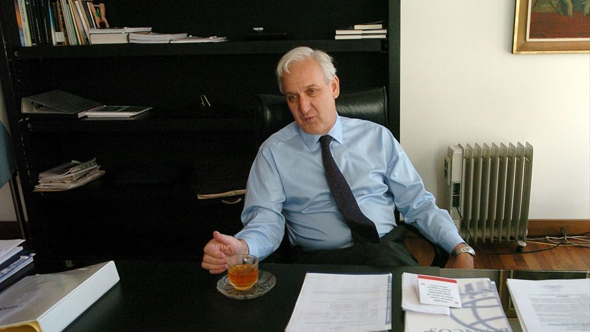 El secretario de Articulación del Ministerio de Seguridad de la Nación, Gabriel Fuks.