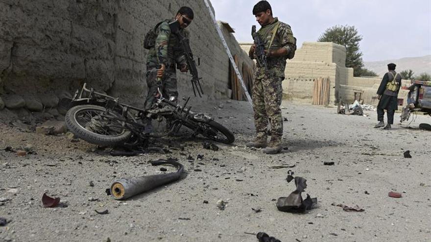 Al menos 36 miembros del EI muertos en una ofensiva del Ejército afgano