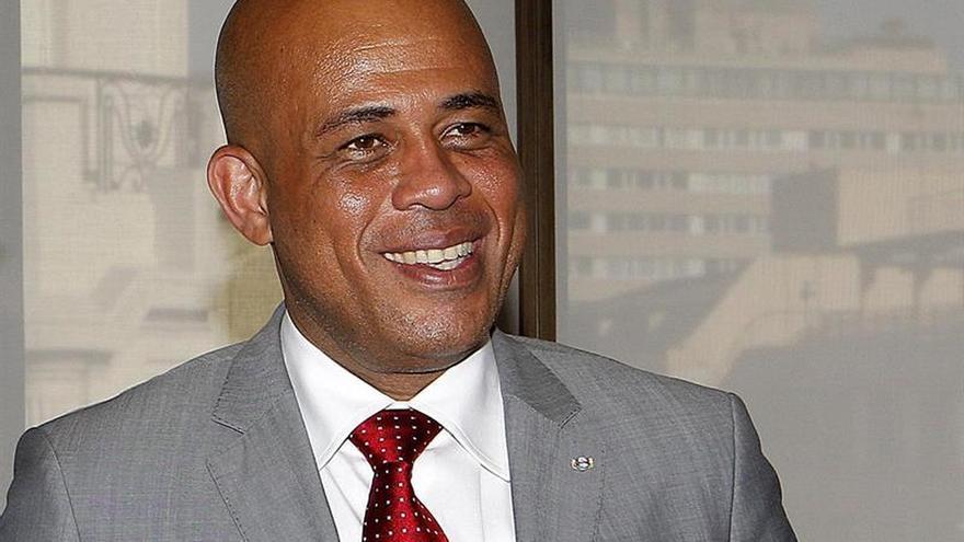 """Martelly, """"el presidente del kompa"""", vuelve a los escenarios en Florida"""