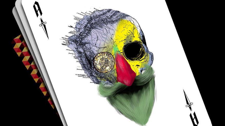 Ilustración de Alonso de Alvarado. | GERMÁN ALONSO