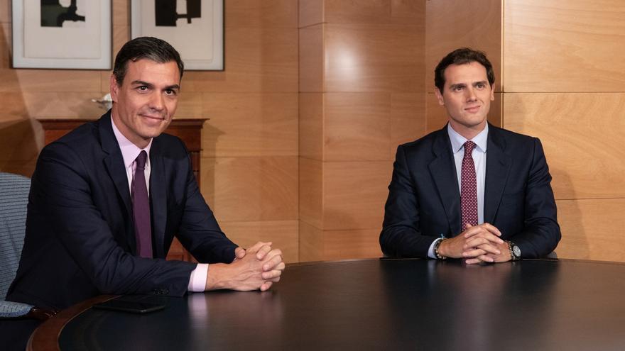 Rivera rehusó una nueva reunión con Sánchez porque ya le dejó claro que Ciudadanos rechazará su investidura