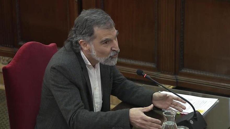 """Cuixart: En Cataluña el enfado no se canaliza con el """"a por ellos"""""""