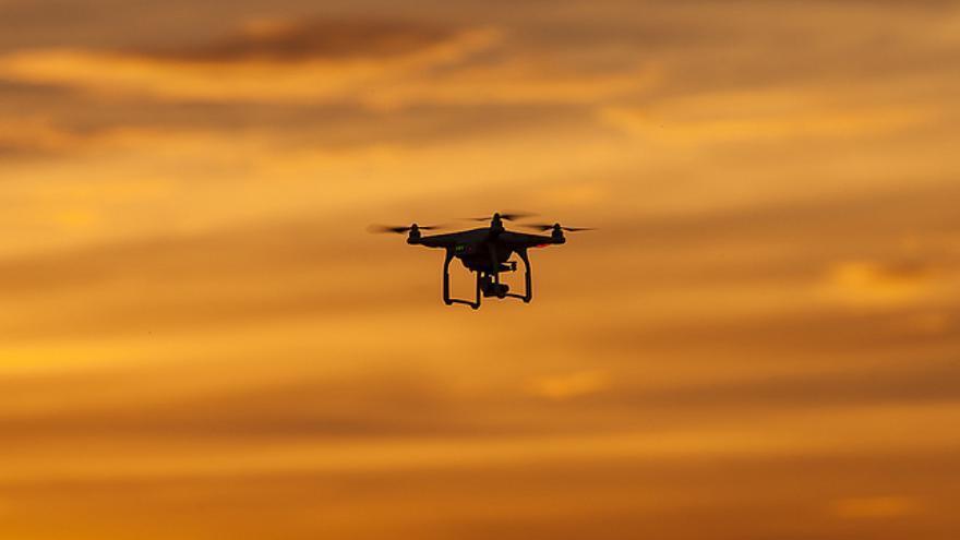 Los drones ya se utilizan para grabar ciertos planos en el cine, pero, habitualmente, controlados por un piloto