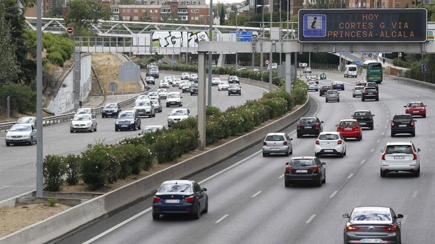 Ocho fallecidos, 3 motoristas y un peatón, en las carreteras el fin de semana