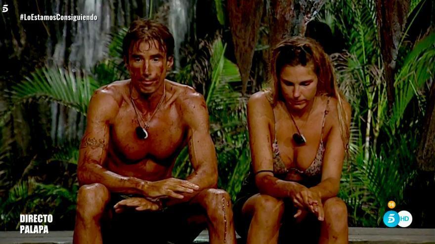 """Ivana, a Hugo en 'Supervivientes': """"Me dejas por un bocadillo y este mes no me vino el periodo"""""""