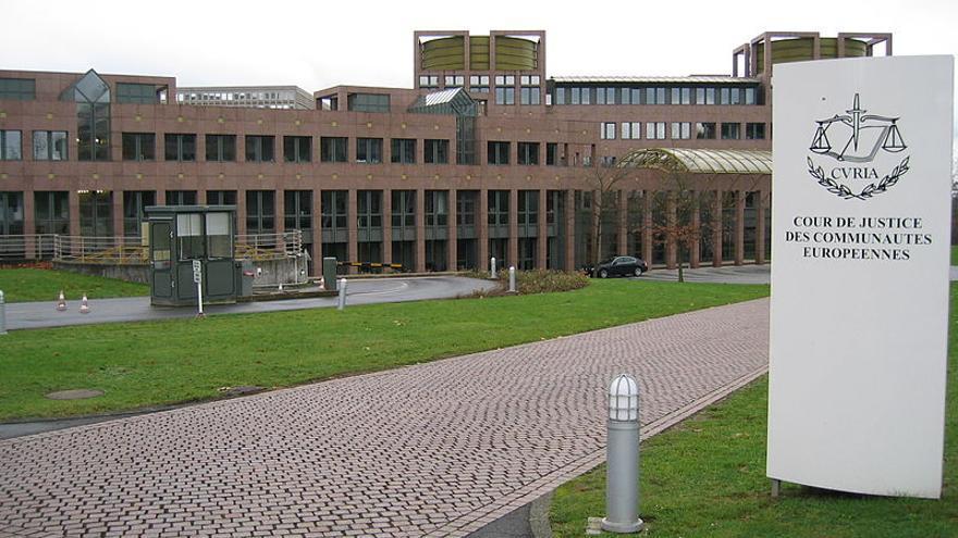 Sede del Tribunal de Juesticia de la Unión Europea