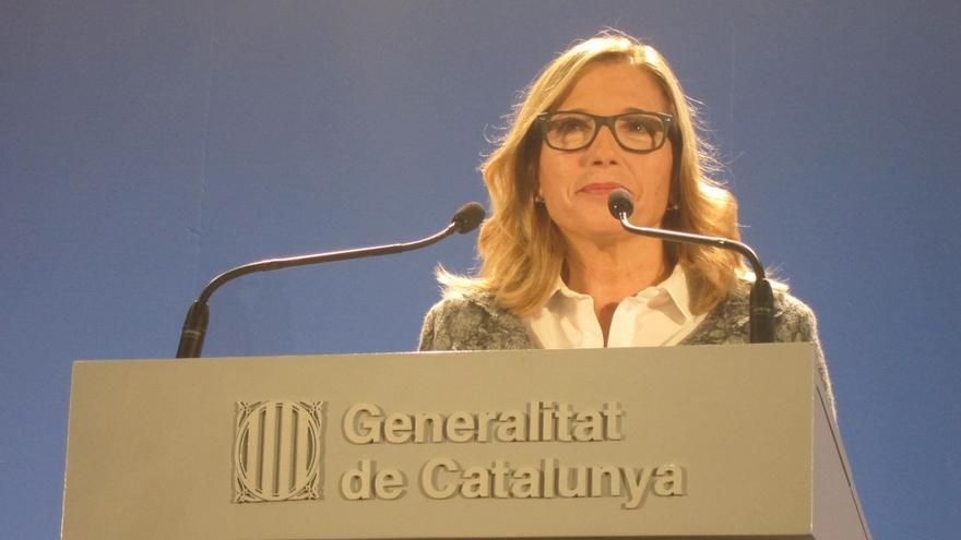 """La Generalitat descarta que sea delito """"facilitar que los ciudadanos se puedan expresar"""""""