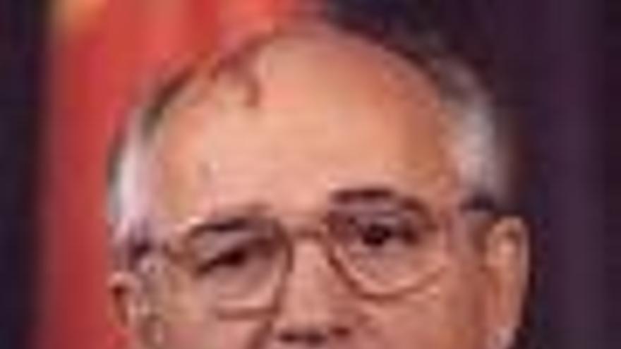 El ex presidente de la Unión Soviética Mijaíl Gorbachov