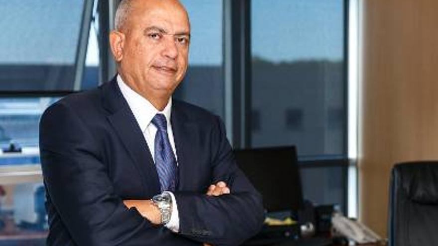 Juan Manuel Santana.