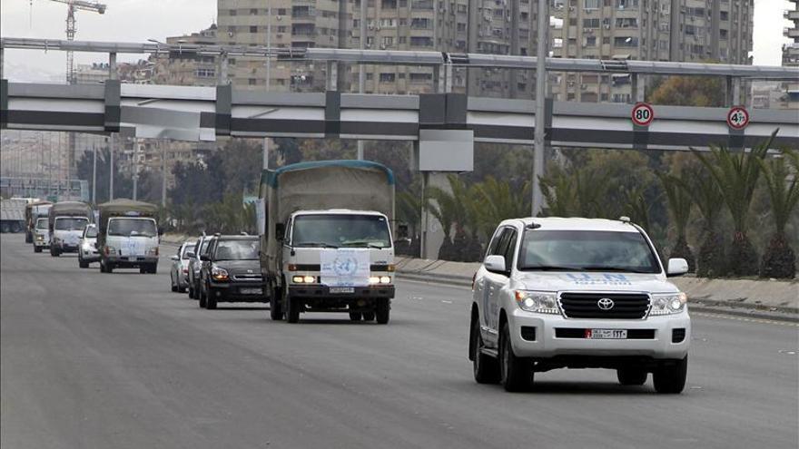 Empleados de la UNRWA aceptan interrumpir sus protestas, según un líder sindical
