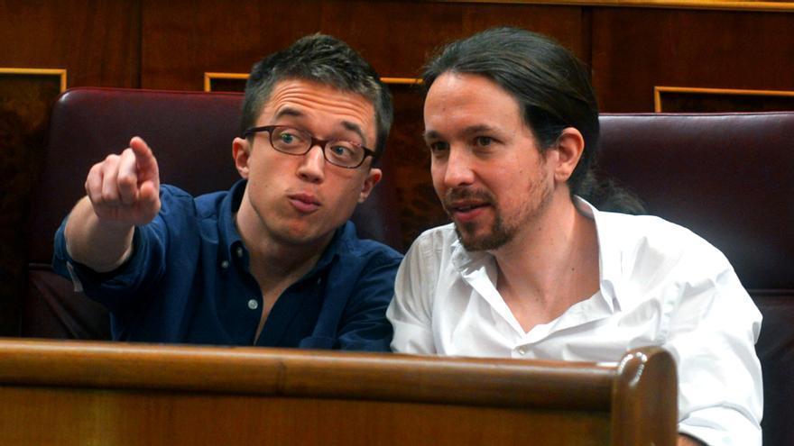 La serie que une a Pablo Iglesias e Íñigo Errejón, y no es 'Juego de Tronos'