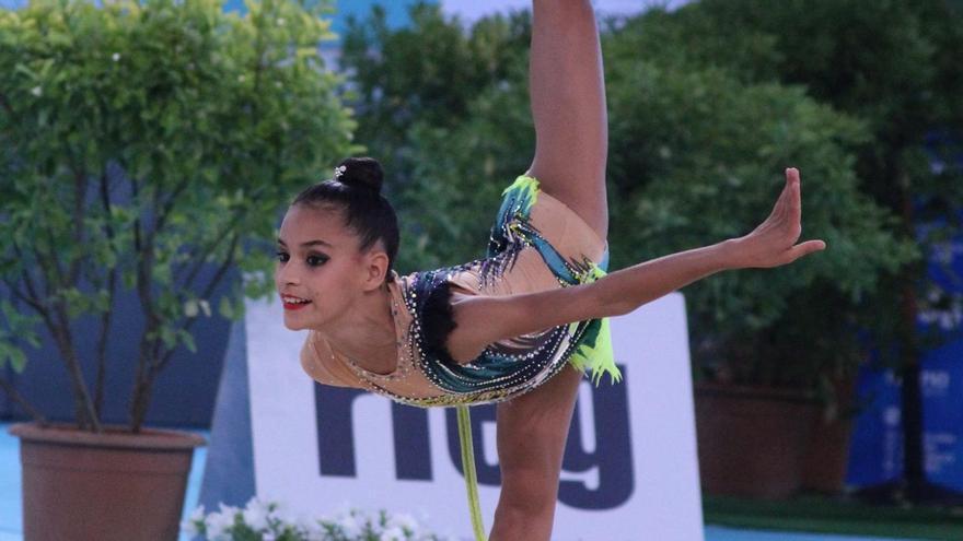 Victoria Correia sigue preparando con el Júnior Nacional el Europeo de Bulgaria