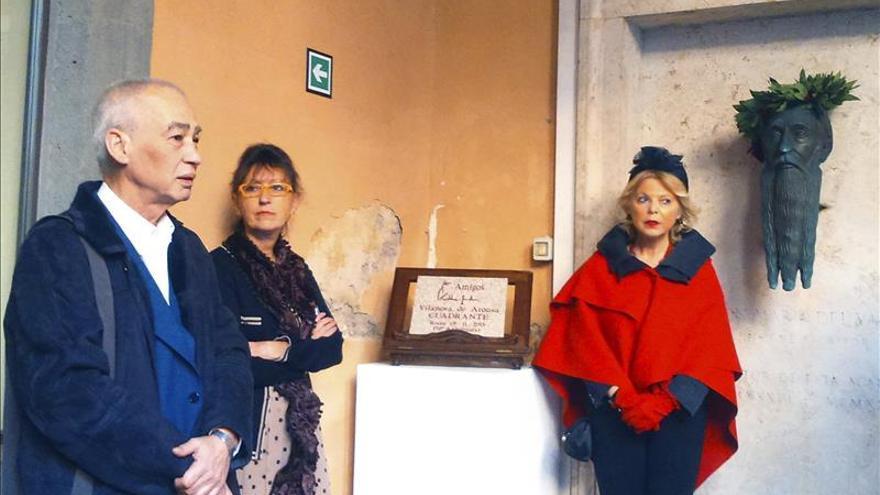 La Real Academia de España en Roma rinde homenaje a Valle-Inclán