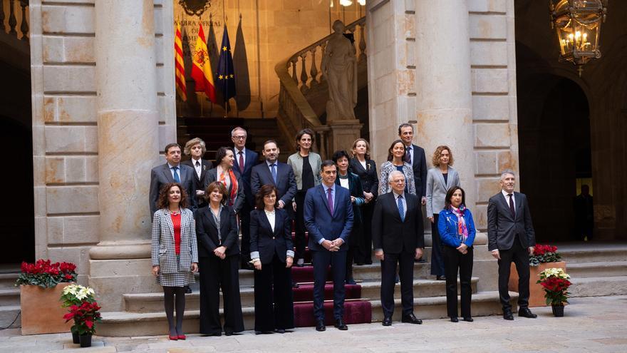El consejo de ministros llamar josep tarradellas al for Clausula suelo consejo de ministros