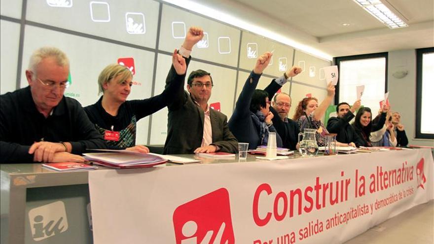 Hacienda embarga cuatro sedes de IU en Madrid por su deuda de 1,2 millones