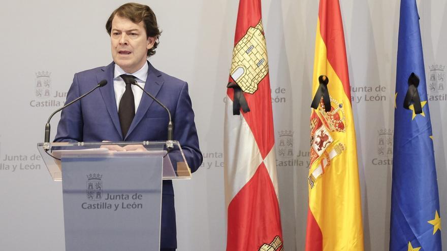 """Mañueco confía en pasar a Fase 2 a partir del 8 de junio pero ve """"vital"""" limitar la movilidad entre territorios"""