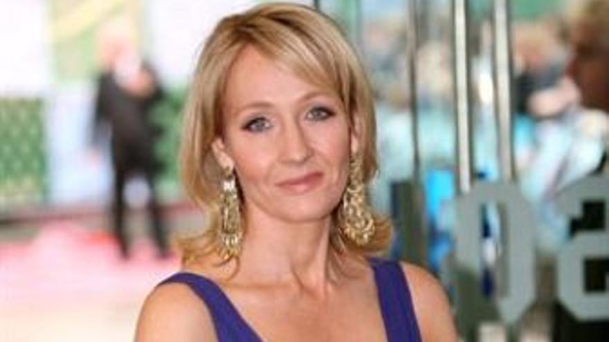 J.K. Rowling. (EUROPA PRESS)
