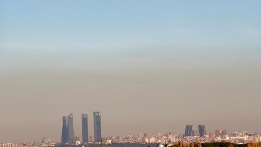 Bruselas llevará a España ante la justicia europea por contaminación del aire