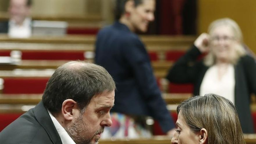 """El TSJC rechaza la recusación que planteó Junqueras al verla """"abuso de derecho"""""""