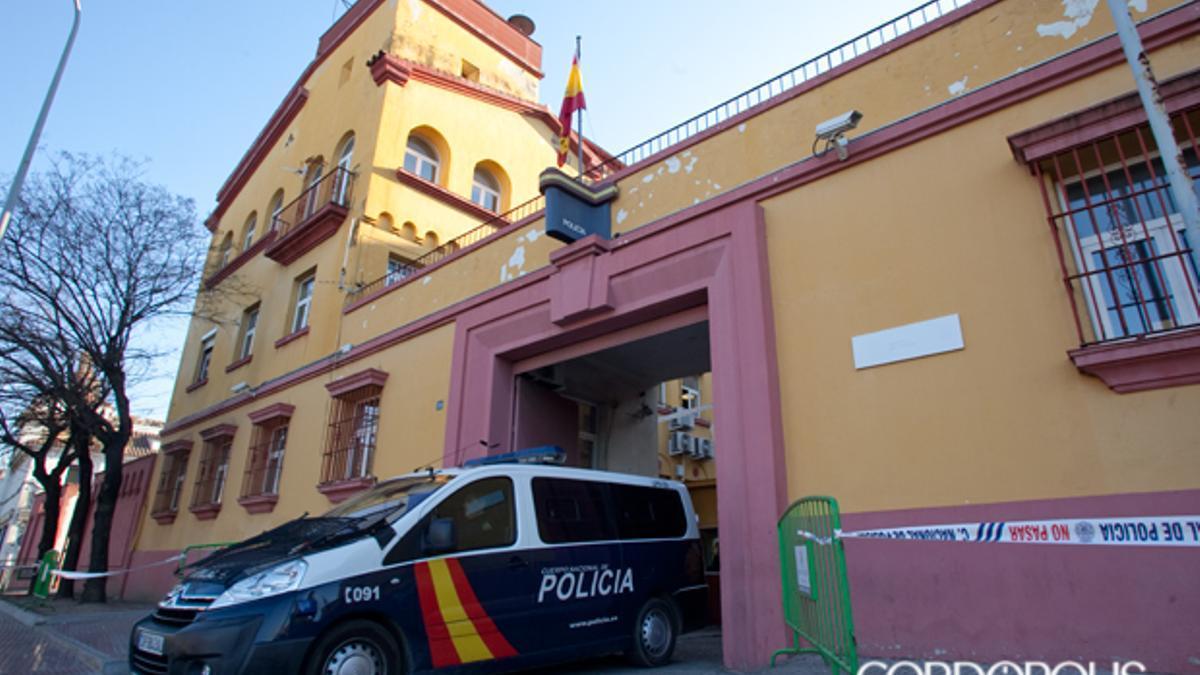 Comisaría de Córdoba.