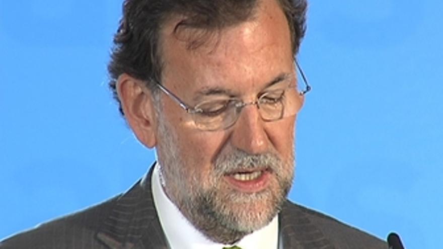 Rajoy critica la política del gobierno