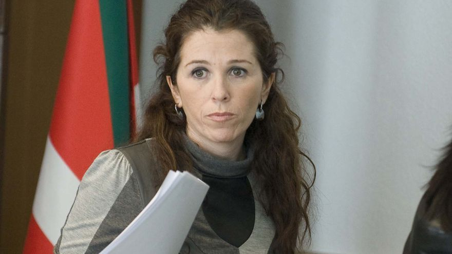 Alaitz Etxeandia, alcaldesa de Lezama